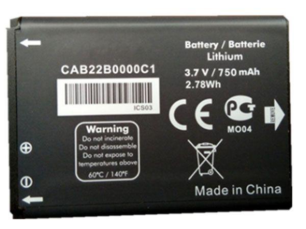 CAB22B0000C1 バッテリー