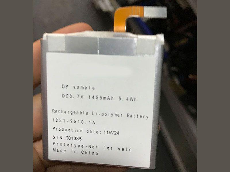 Sony Ericsson phone対応バッテリー