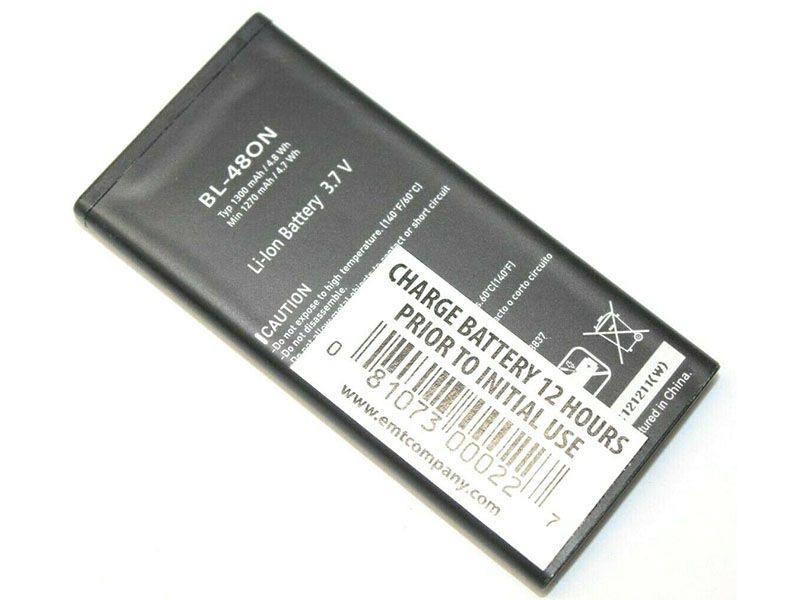 LG M+/MS695対応バッテリー