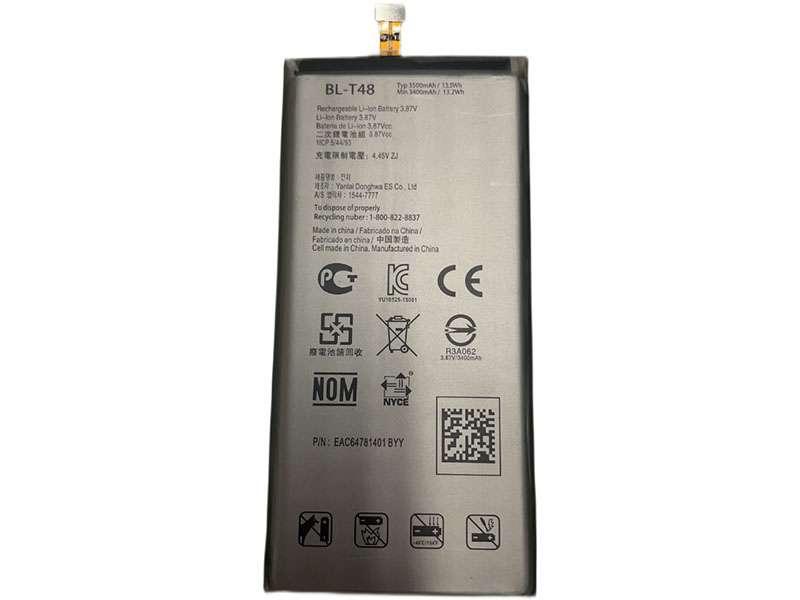 LG STYLO 6 LM-Q730MM対応バッテリー