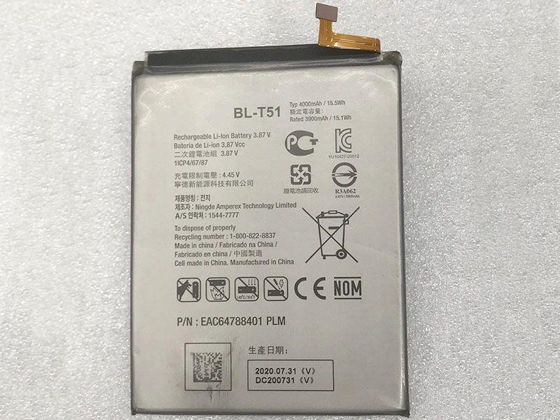 LG phone対応バッテリー