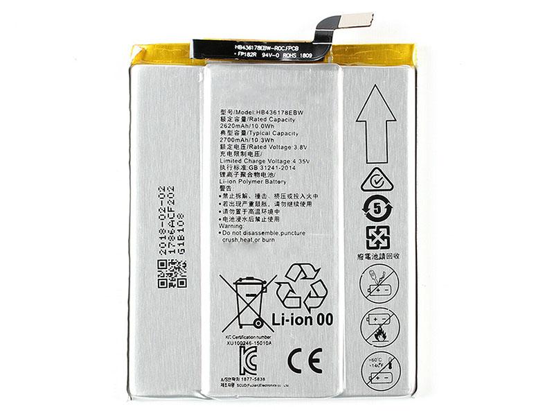 HUAWEI Mate S CRR-CL00 CRR-UL0...対応バッテリー