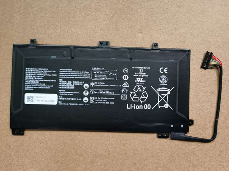 HUAWEI MATEBOOK 13 WRT-W19対応バッテリー
