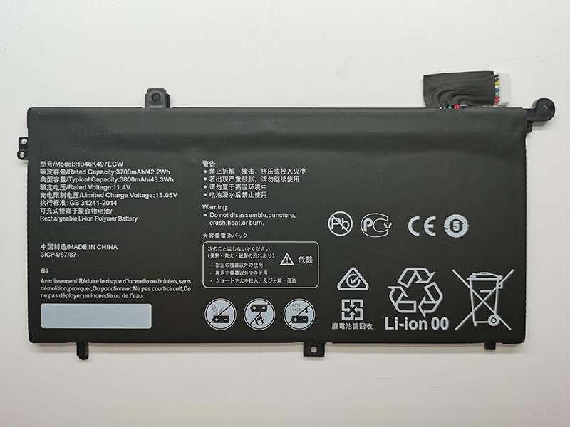 Huawei Matebook D 2018 PL-W19 ...対応バッテリー
