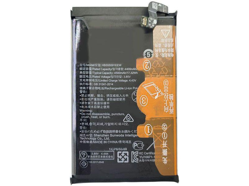 Huawei mate30pro対応バッテリー