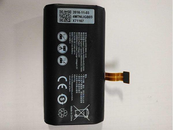 Huawei Mobile WiFi Pro2 E5885L...対応バッテリー