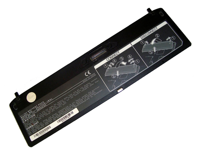 Toshiba Portege 2000 2010 AKA ...対応バッテリー