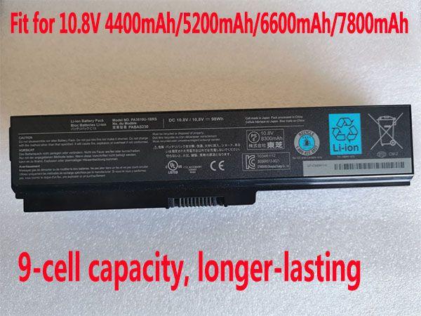 Toshiba A665 C655 C675 L65対応バッテリー