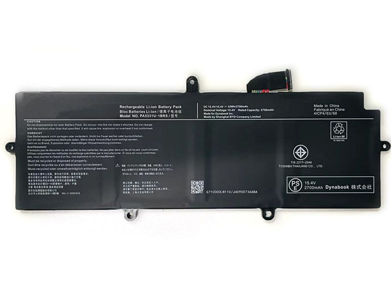 Toshiba Portege A30_E A30_E_10...対応バッテリー