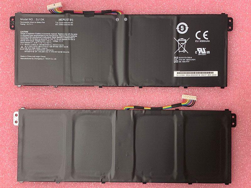 Acer SJ13K対応バッテリー