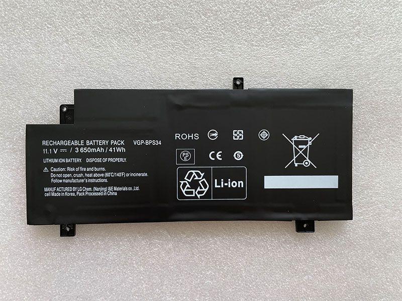 SONY VGP-BPS34 シリーズ対応バッテリー