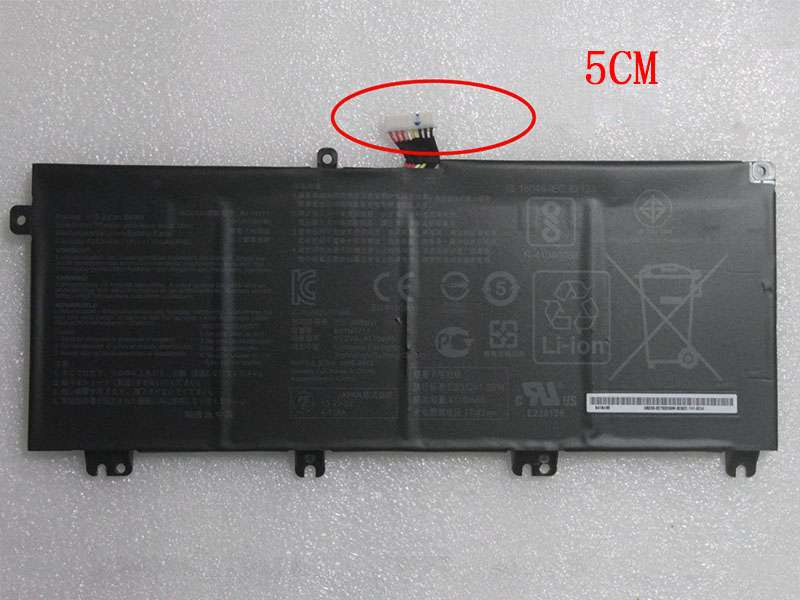 Asus GL503VD GL703VD FX503VM F...対応バッテリー