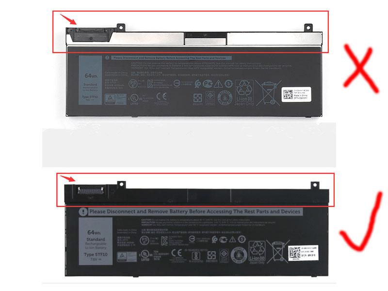 Dell Precision 7530 シリーズ対応バッテリー