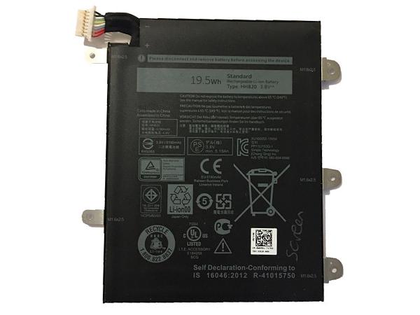 DELL Venue 8 Pro 5855 T03D 584...対応バッテリー