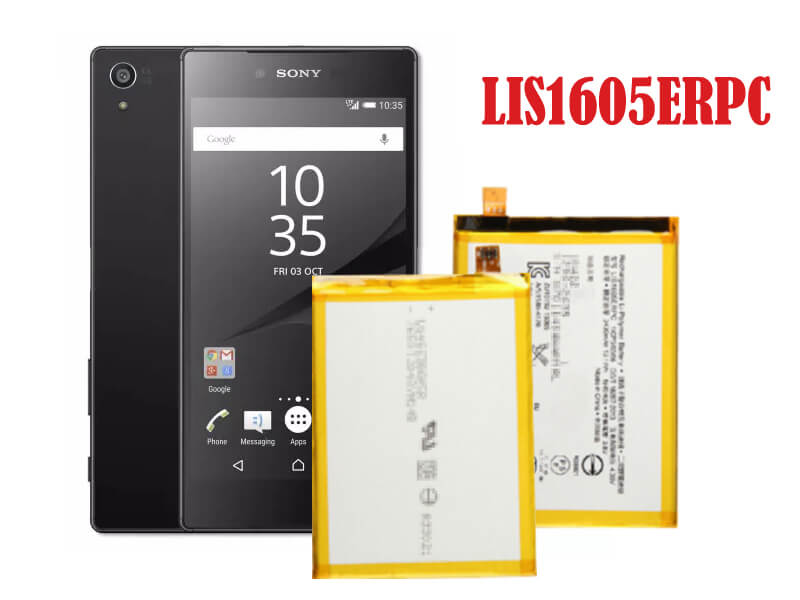 Sony Xperia Z5 Premium Z5P Dua...対応バッテリー